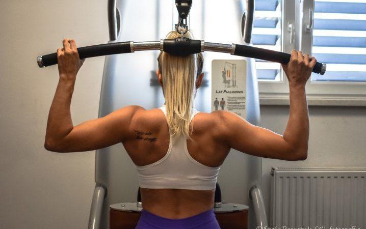 Aspara Fitnes in vadbe