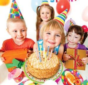 Aspara Otroske rojstnodnevne zabave